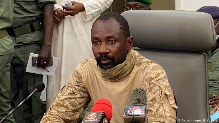 COUP D'ETAT EN GUINEE, FAITS, ANALYSES ET LECONS POUR LE RESTE DE L'AFRIQUE ! Assimi-Goita-Mali